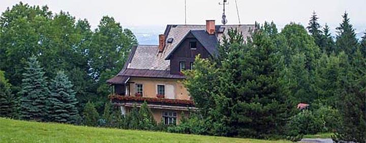 chata Kozinec