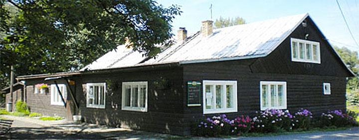 Finská sauna Komorní Lhotka