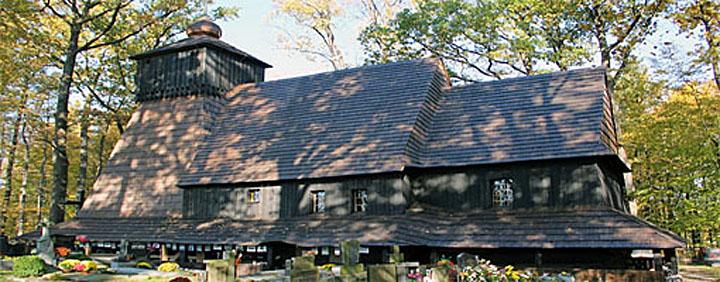 Kostel v Gutech