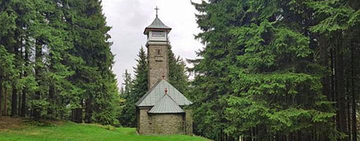 Kozubová kaple svaté Anny